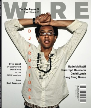 DJ Rupture - Wire Cover photo